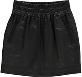 Little Remix Leather Eve Skirt