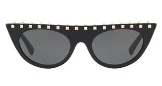 Valentino Eyewear Rockstud Sunglasses