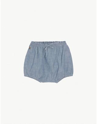 Ralph Lauren Chambray denim shorts 3-24 months