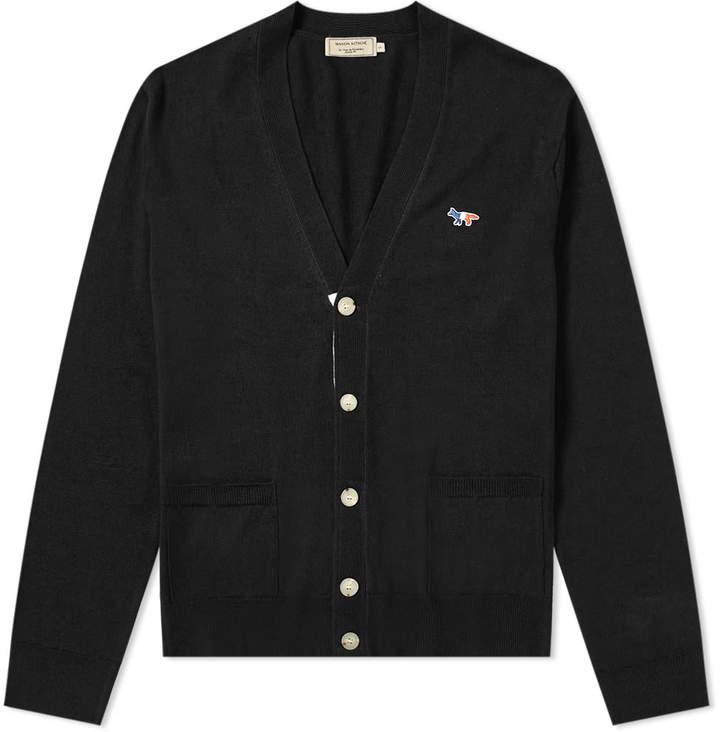 MAISON KITSUNÉ Virgin Wool Classic Cardigan