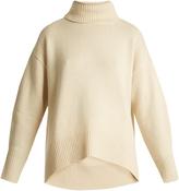 Joseph Roll-neck cashmere sweater