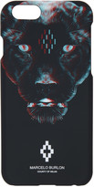 Marcelo Burlon County of Milan Black Rufo iPhone 6 Case