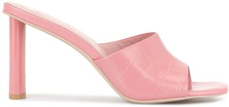 Manning Cartell Candy Crush heeled mules
