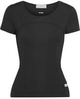 adidas by Stella McCartney The Perf Climalite Stretch T-shirt - Black