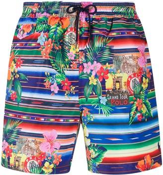 Polo Ralph Lauren Floral Serape Swimming Shorts