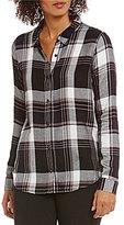 Gibson & Latimer Plaid Button-Up Shirt