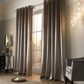 Kylie Minogue at Home - Adelphi Lined Eyelet Curtains - Caramel - 168x183cm