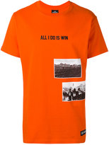 Les (Art)ists 'All I Do is Win' T-shirt - men - Cotton - S