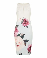 Ted Baker Annile Magnificent Ruched Bodycon Dress