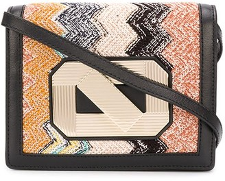 Missoni Small Zigzag Crochet Bag