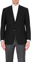 Canali Single-breasted wool jacket