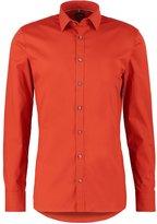 Olymp No. 6 Super Slim Fit Formal Shirt Anthrazit