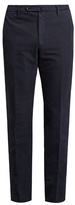Incotex Regular-fit Stretch-cotton Trousers