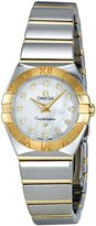 Omega Women's 123.20.24.60.55.004 Dial Constellation Watch