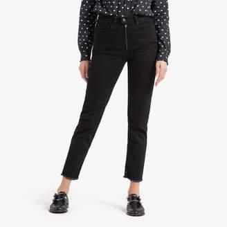 "Maison Scotch High Five Boyfriend Jeans with High Waist, Length 28"""
