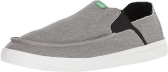 Sanuk Pick Pocket Slip-On Sneaker Black 7