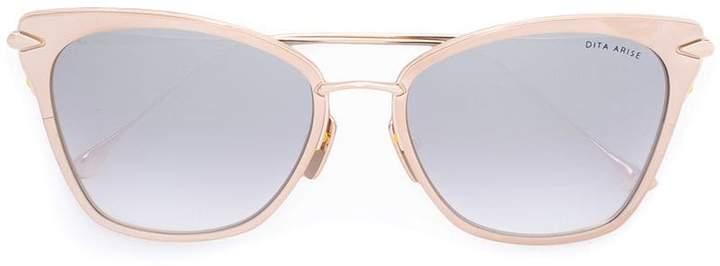 Dita Eyewear gradient lens cat eye sungalsses