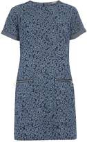 Dorothy Perkins Daisy Zipped Tunic Dress