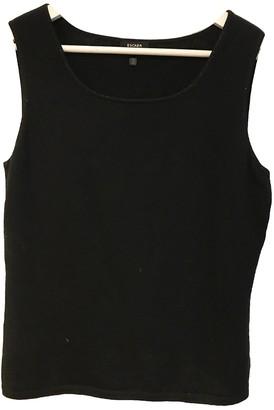 Escada Black Wool Top for Women