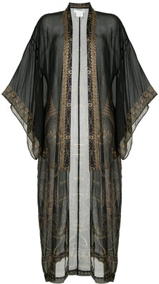 Camilla Cobra King jacket