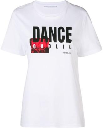 Neil Barrett Danceoholic T-shirt
