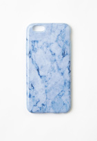 Missguided Blue Marble iPhone 6 Case
