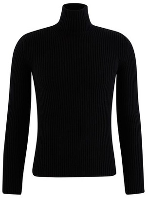 Balenciaga Cashmere roll-neck jumper