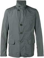 Fay high neck lightweight jacket