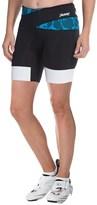 "Zoot Sports Ultra Tri Bike Shorts - UPF 30, 6"" (For Women)"