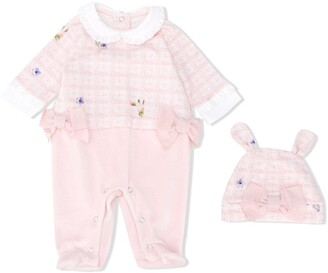 Lapin House Two-Piece Babygrow Set