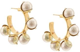 Mignonne Gavigan Mini Delfina earrings