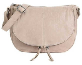 Lucky Brand Dev Leather Crossbody Bag