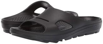 Spenco Fusion 2 Slide (Black) Men's Shoes