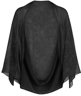 Damsel in a Dress Embossed Cape