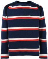 Sacai striped jumper