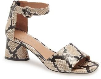 Linea Paolo Blaise Ankle Strap Sandal