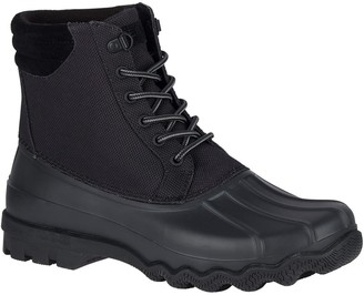 Sperry Avenue Cordura Waterproof Lace-Up Boot