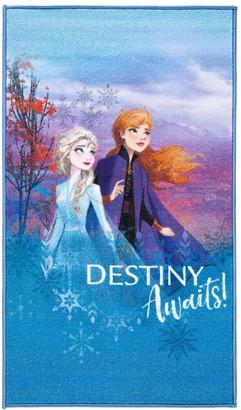 Safavieh Disney's Frozen 2 Destiny Blue/Violet Area Rug
