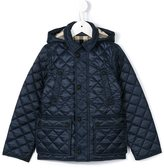 Burberry 'Charlie' quilted coat - kids - Cotton/Polyester - 4 yrs