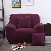 L&QQ High elasticity anti-mite Slipcover sofa slip tight full fabric sofa set