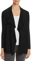 Eileen Fisher Merino Wool Flutter Cardigan - 100% Exclusive