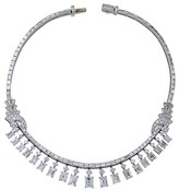 Platinum & 46ct Diamond Necklace