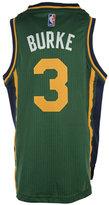adidas Kids' Trey Burke Utah Jazz Swingman Jersey