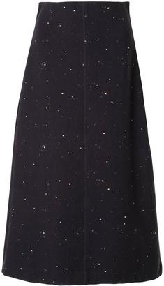 Ginger & Smart Solar midi skirt
