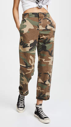 R 13 Slouch Pants