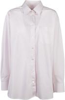 Maison Margiela Striped Print Shirt