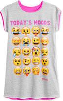 Emoji Today's Moods Nightgown, Little Girls (4-6X) and Big Girls (7-16)