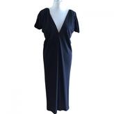 Saint Laurent Anthracite Dress