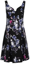 DKNY Occasion Occasion Scuba Foral Dress