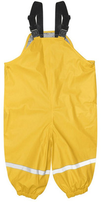 Silly Billyz Yellow Waterproof Overalls